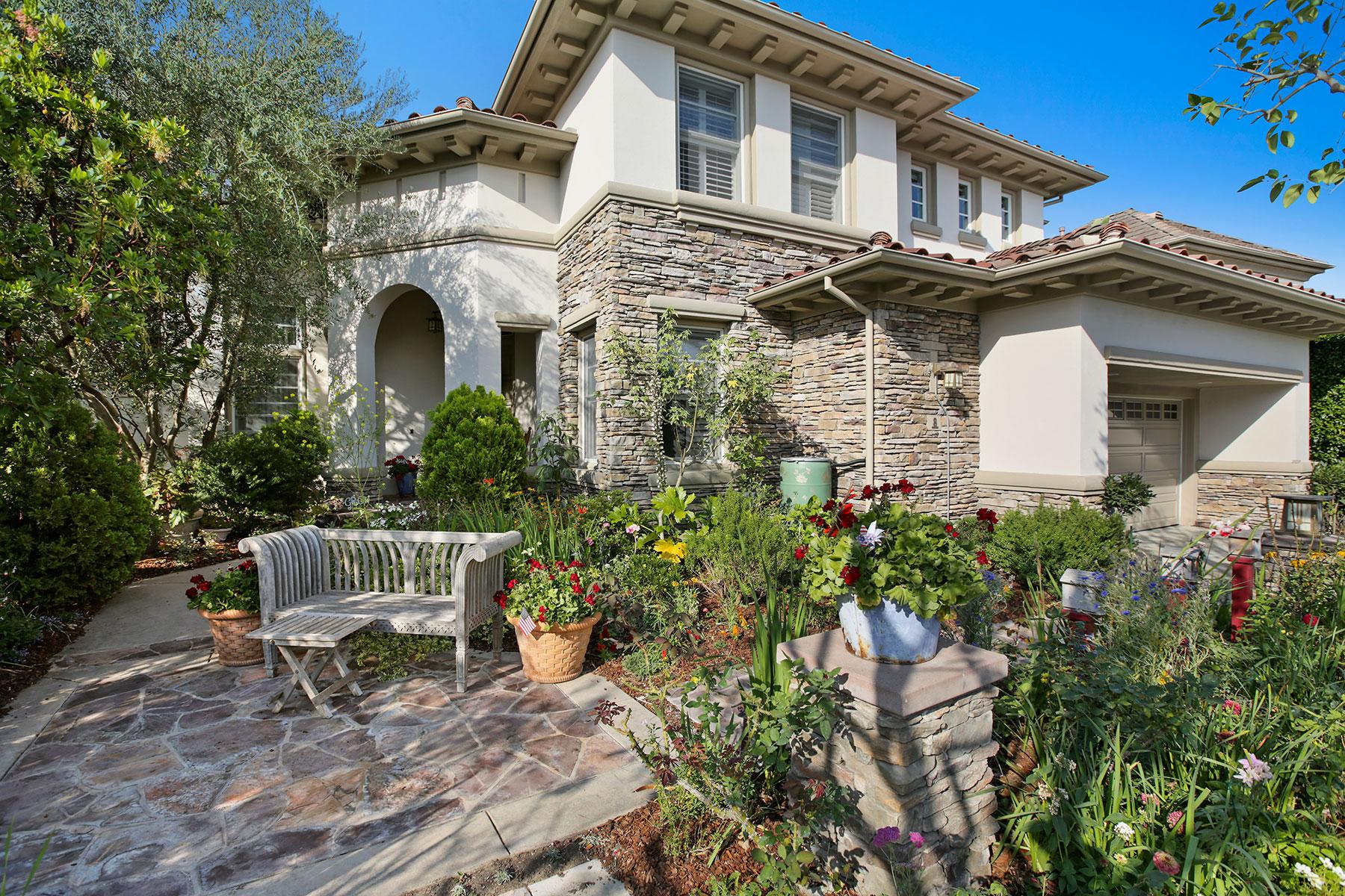 Частный односемейный дом для того Продажа на 8 Jupiter Hills Newport Beach, Калифорния, 92660 Соединенные Штаты