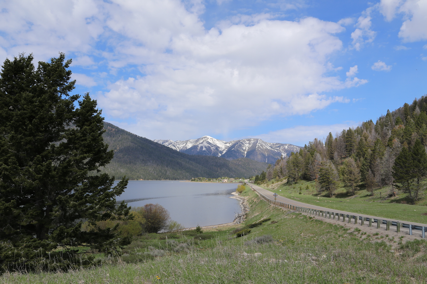 Property For Sale at Hebgen Lake Estates near Yellowstone Park