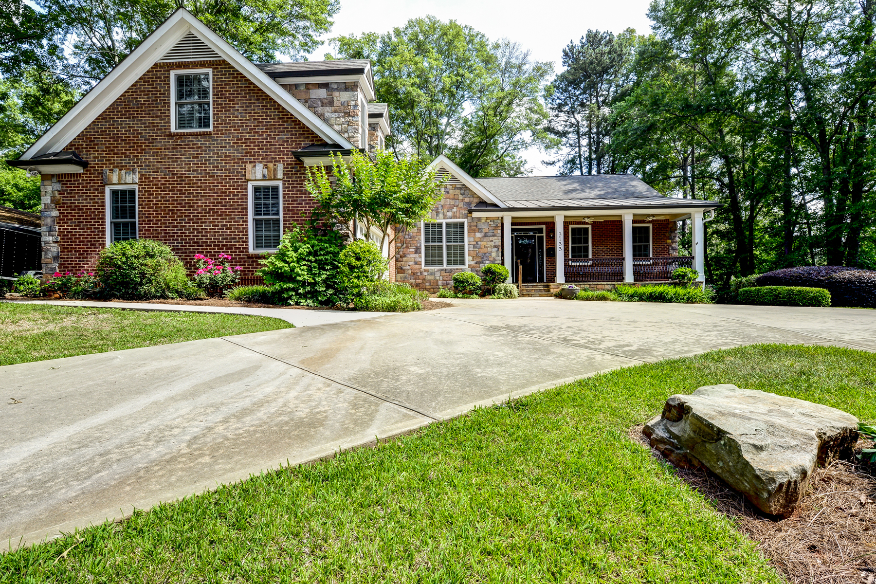 Property For Sale at Wonderful Newer Construction Steps From Picturesque Lake