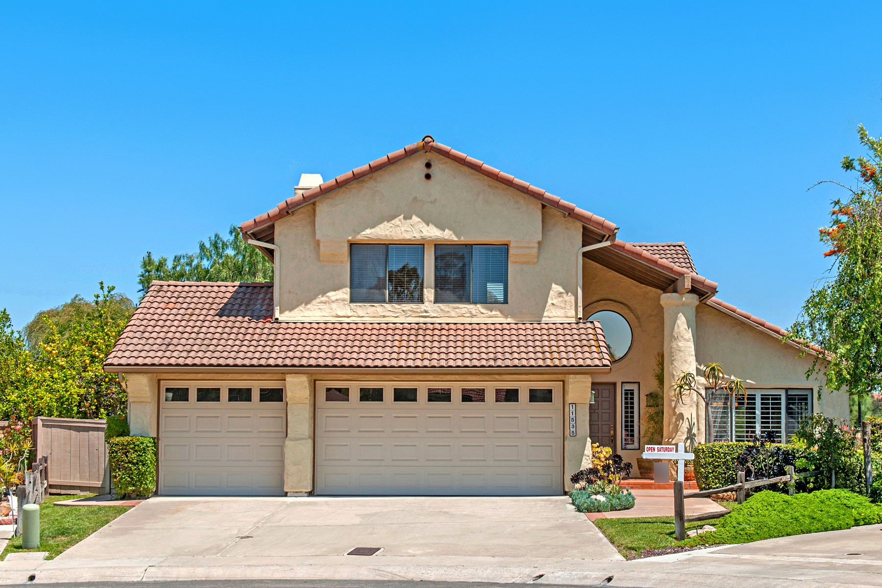 단독 가정 주택 용 매매 에 11535 Eaglesview Court Rancho Bernardo, San Diego, 캘리포니아, 92127 미국