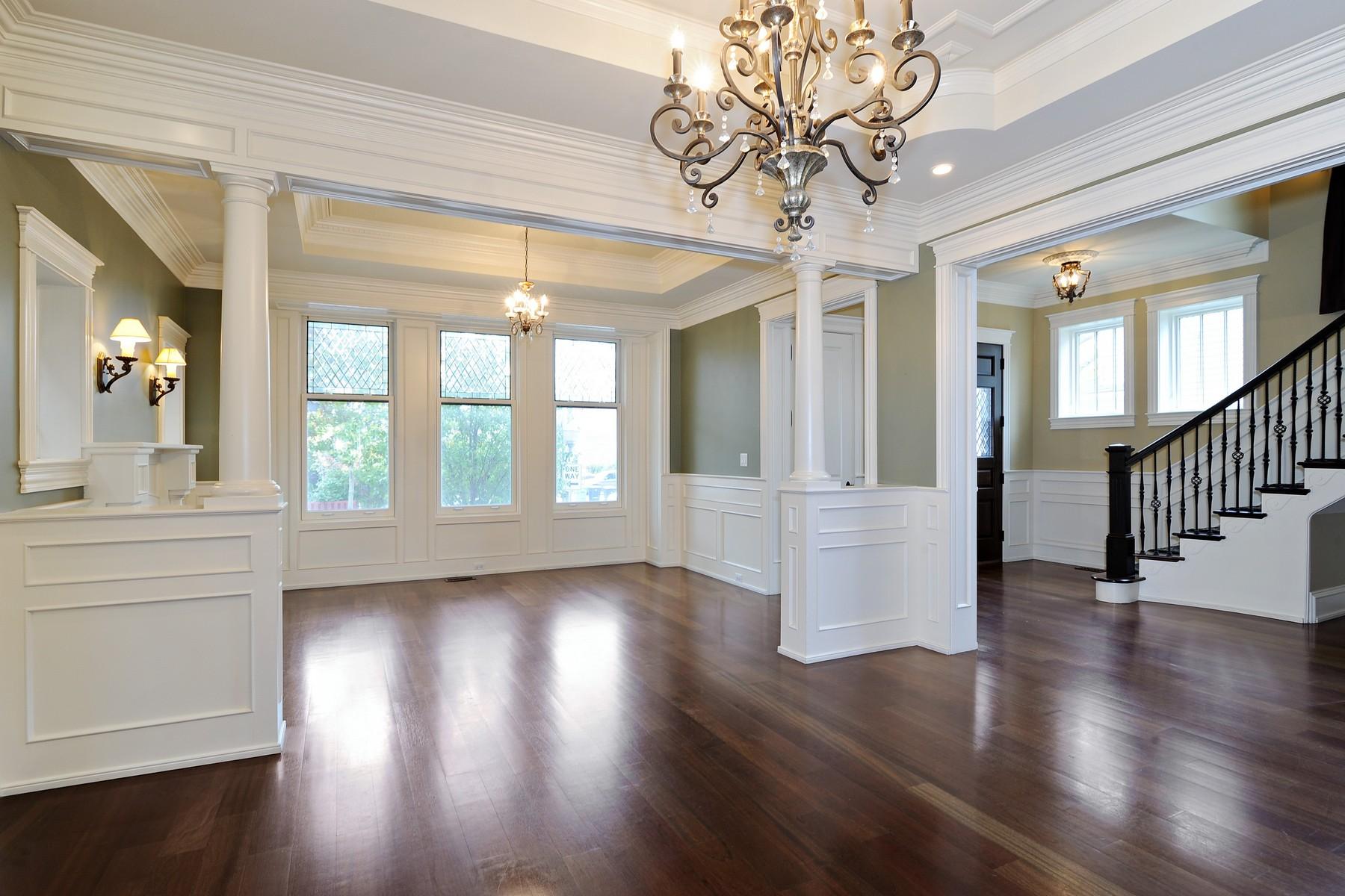 獨棟家庭住宅 為 出售 在 Spectacular Southport Corridor Home Lakeview, Chicago, 伊利諾斯州 60613 美國