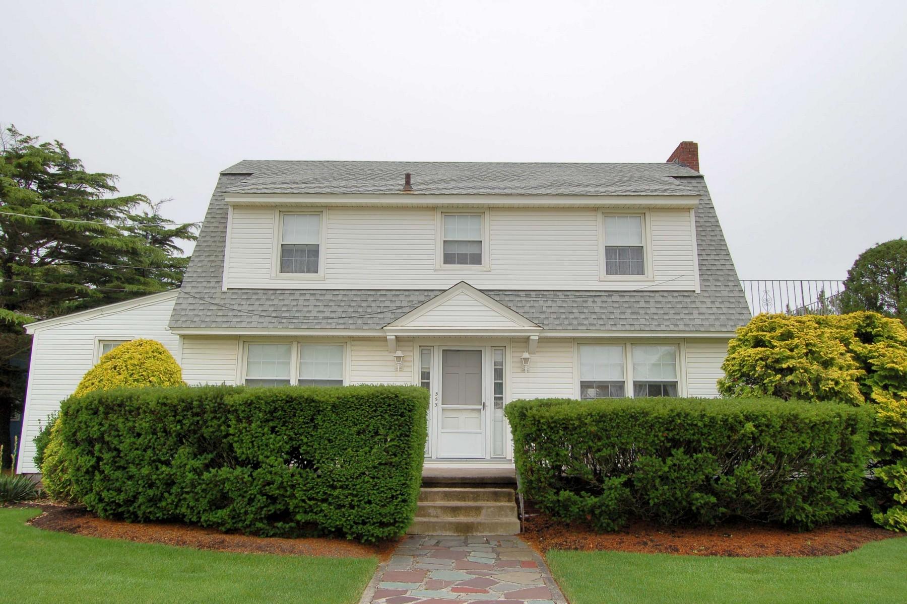 단독 가정 주택 용 매매 에 Classic Gardens Single Home 353 E. Surf Road Ocean City, 뉴저지 08226 미국