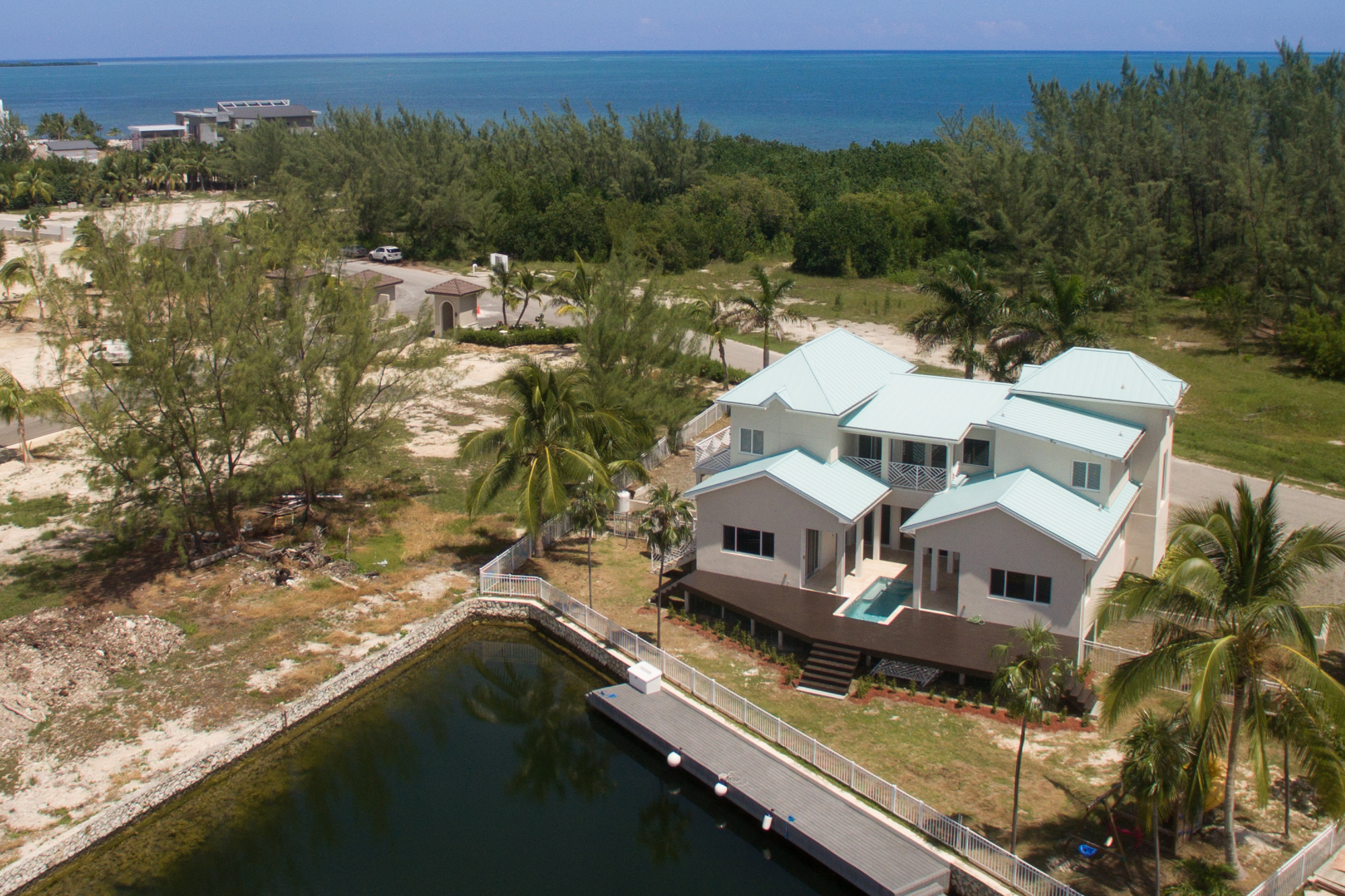 Single Family Home for Sale at West Point Villa Crighton Dr West Bay, KY1 Cayman Islands
