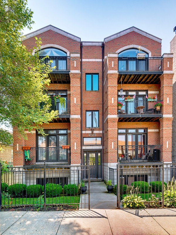 Condominium for Sale at Awesome Location Top Floor Three Bedroom Unit 7145 W Irving Park Road Unit 3W Chicago, Illinois 60634 United States