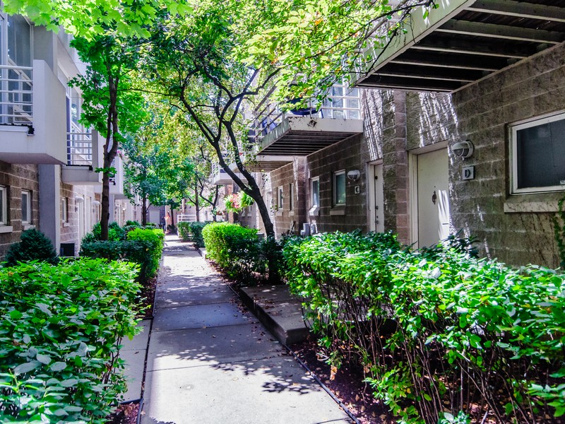 Condominium for Sale at Dairy Commons Townhome 2826 N Talman Avenue #G Avondale, Chicago, Illinois 60618 United States