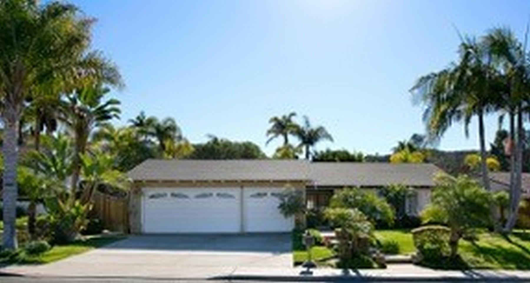 Casa Unifamiliar por un Venta en 825 Santa Hidalga Solana Beach, California, 92075 Estados Unidos