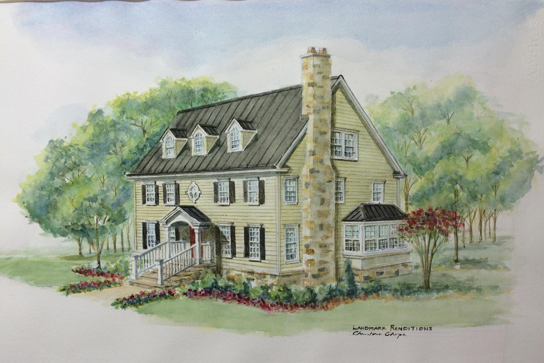 Vivienda unifamiliar por un Venta en Rosemont 413 Timber Branch Pkwy E Alexandria, Virginia 22302 Estados Unidos