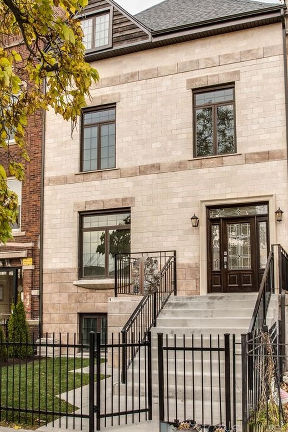 Casa para uma família para Venda às Stunning Fully Redesigned Home 820 E 42nd Street Douglas, Chicago, Illinois 60653 Estados Unidos