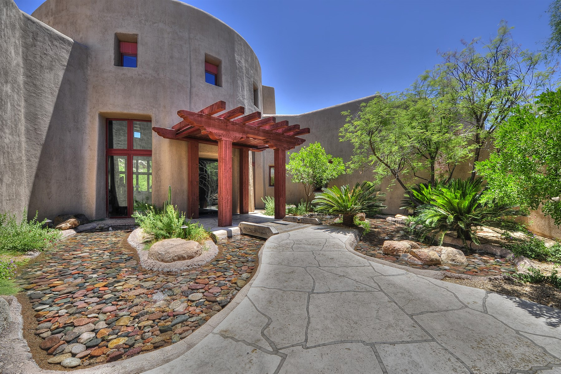 Property Of Stunning two-story home in The Boulders community