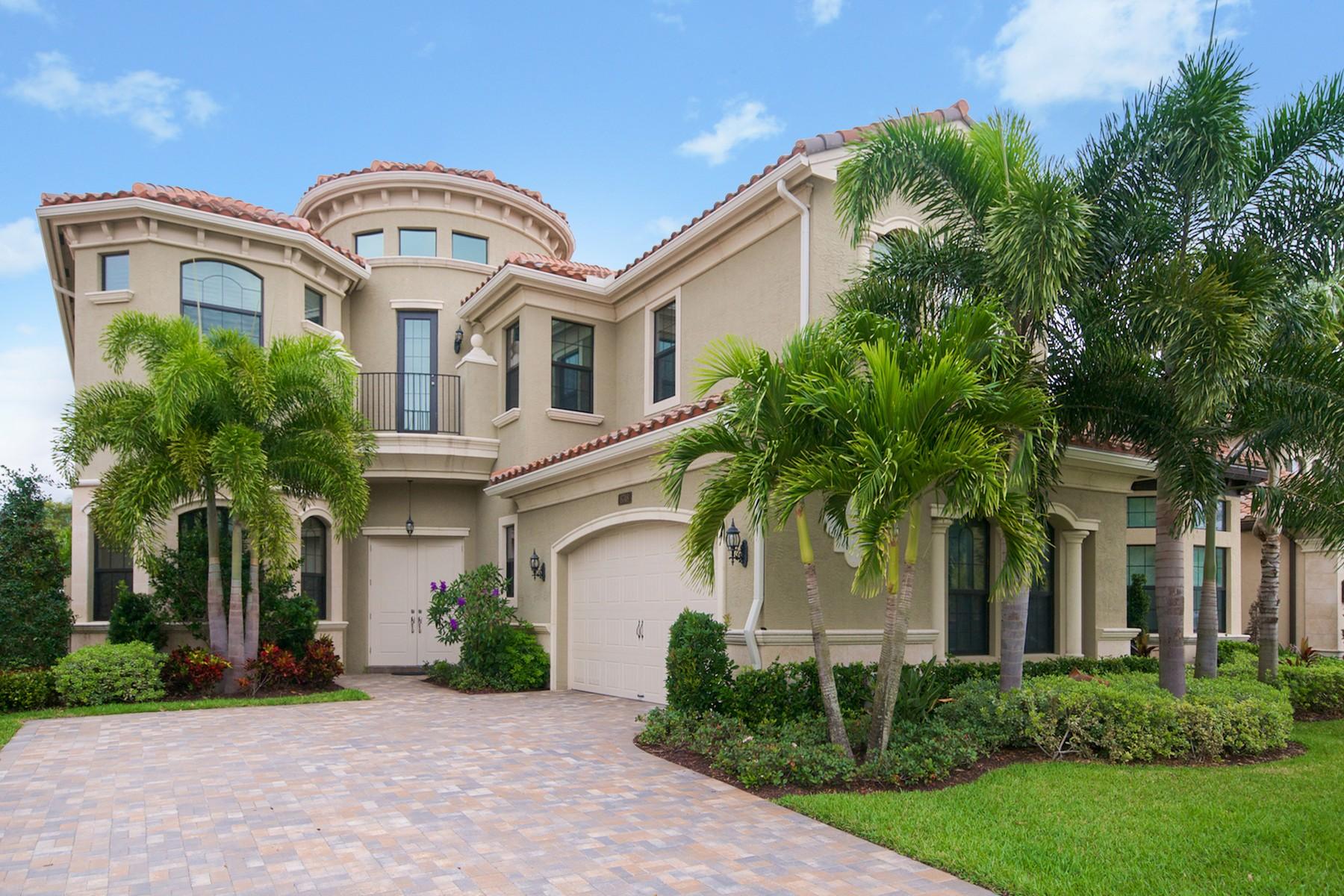 Maison unifamiliale pour l Vente à 8748 Lewis River Rd , Delray Beach, FL 33446 8748 Lewis River Rd Delray Beach, Florida, 33446 États-Unis