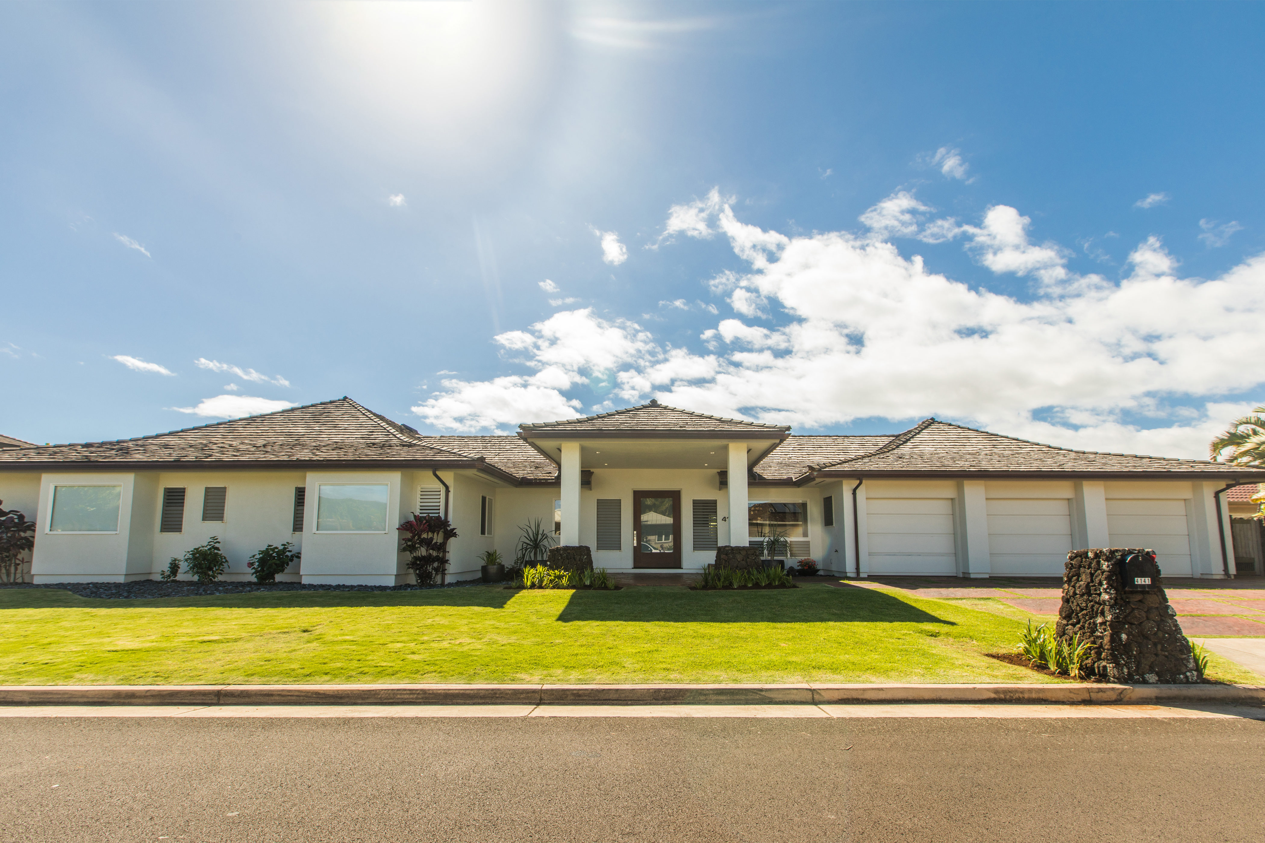 Single Family Home for Sale at Puahala Plantation Home 4141 Puahala Place Lihue, Hawaii, 96766 United States