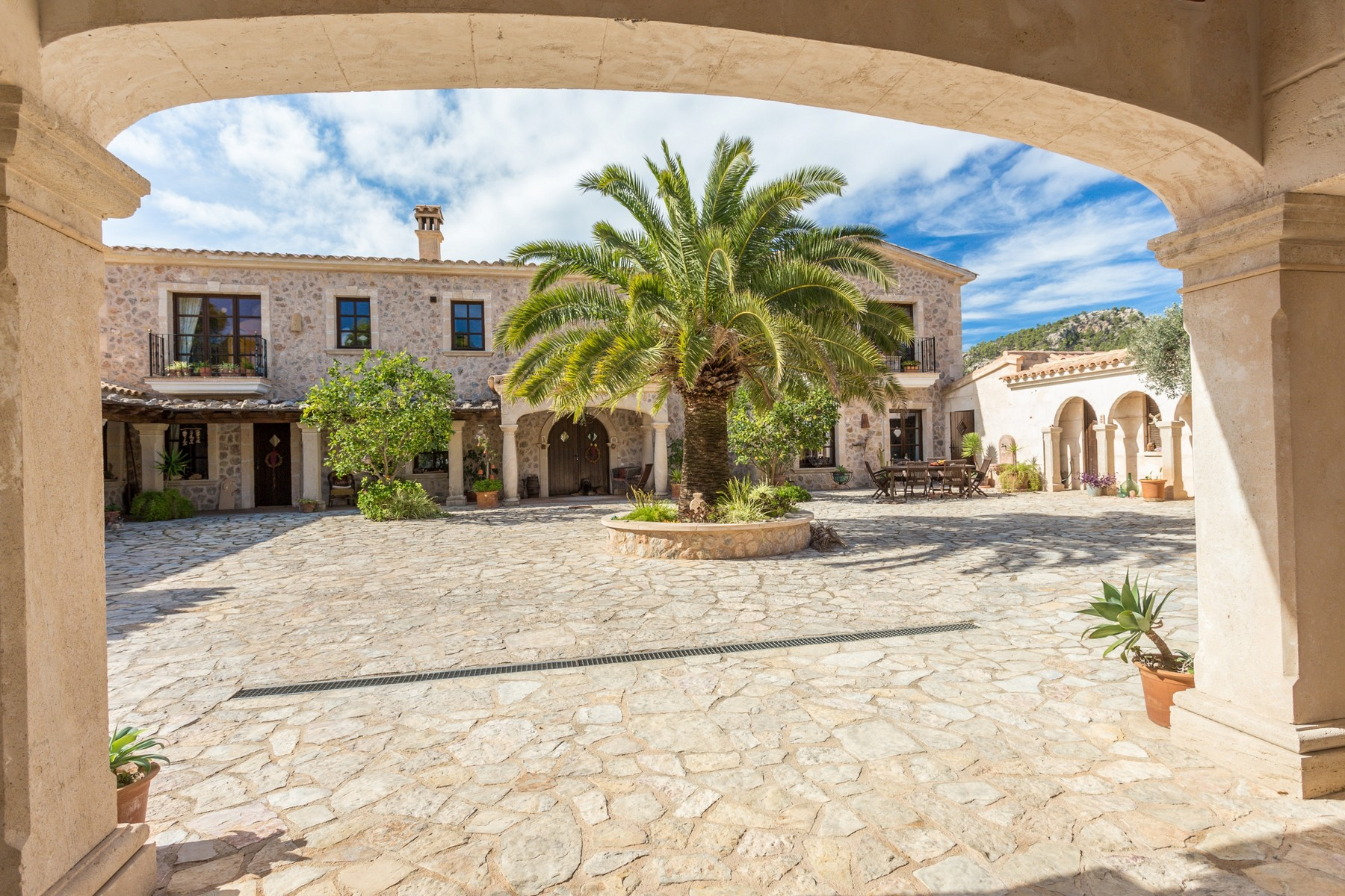 Property For Sale at Stunning Estate in Mon Port - Port Andratx