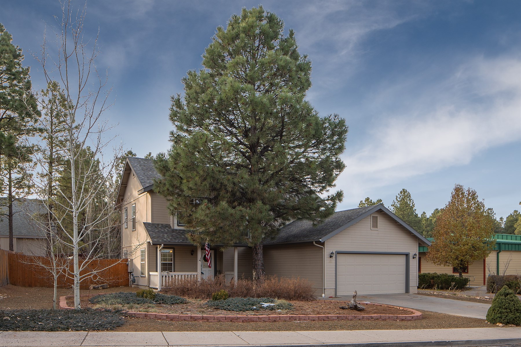 Single Family Home for Sale at One of the best priced homes in Ponderosa Trails 313 W Cattle Drive Trl Flagstaff, Arizona 86005 United States