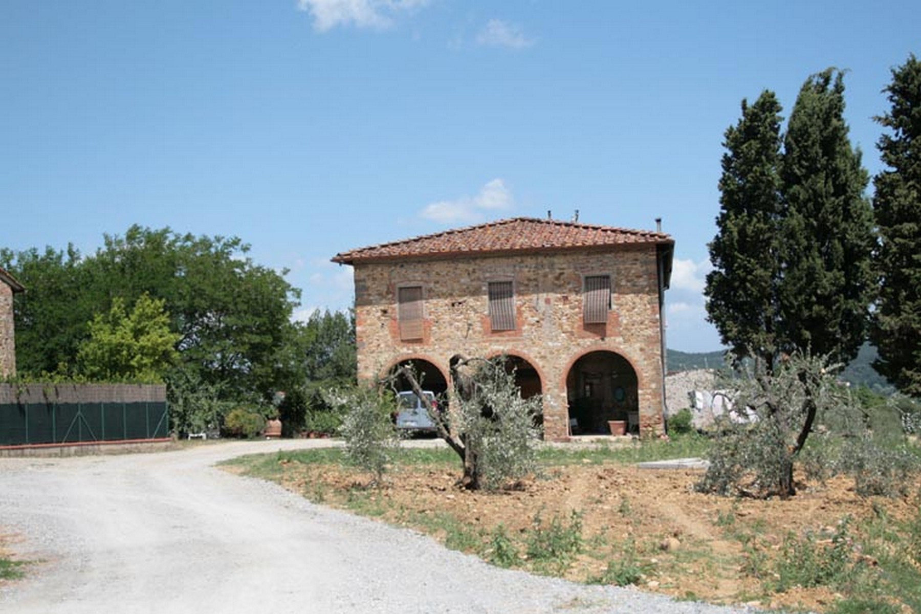Additional photo for property listing at Tuscan farm in Chianti region Pisignano San Casciano In Val Di Pesa, Florence 50026 Italie