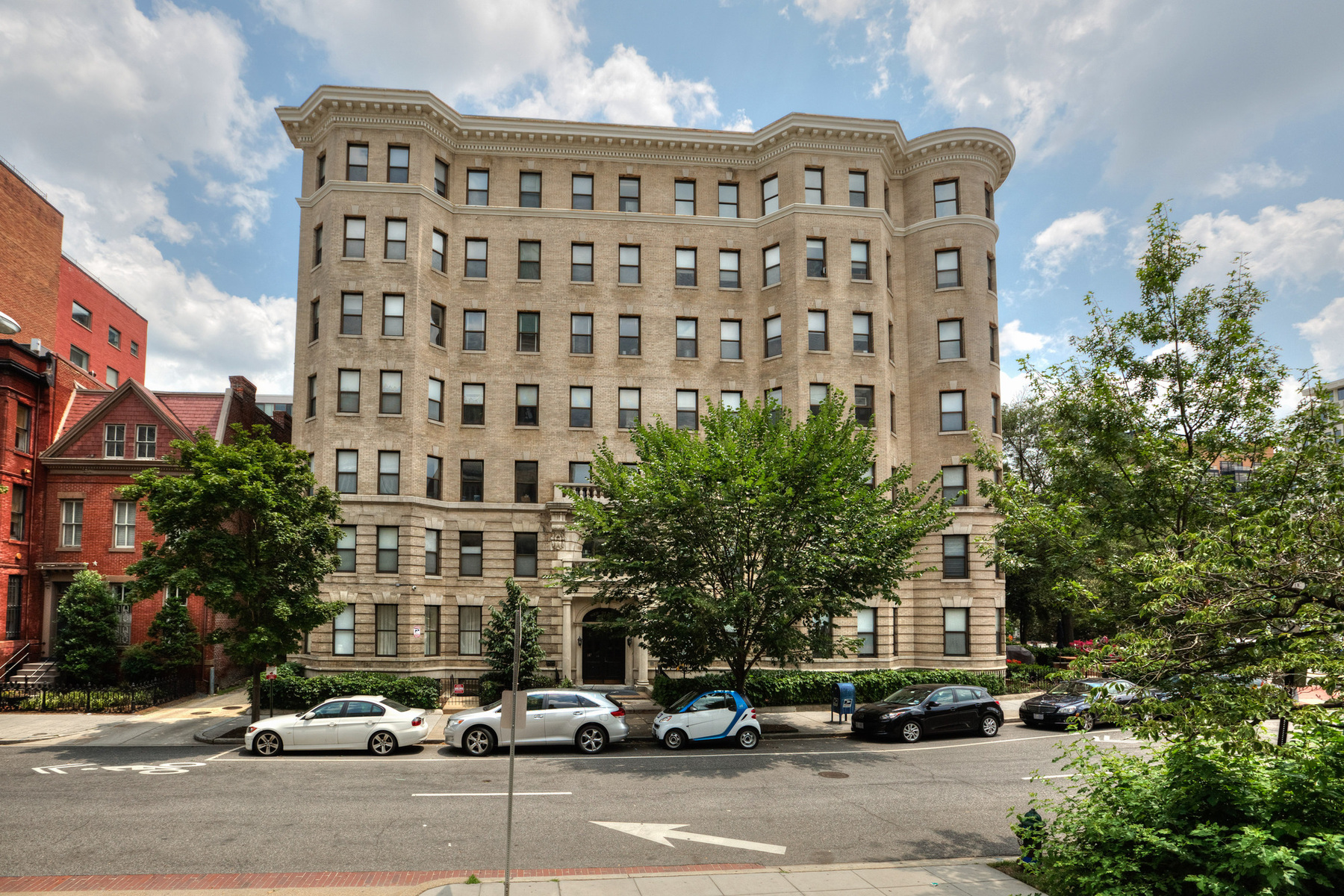 共管式独立产权公寓 为 销售 在 1115 12th Street Nw 604, Washington Washington, 哥伦比亚特区 20005 美国
