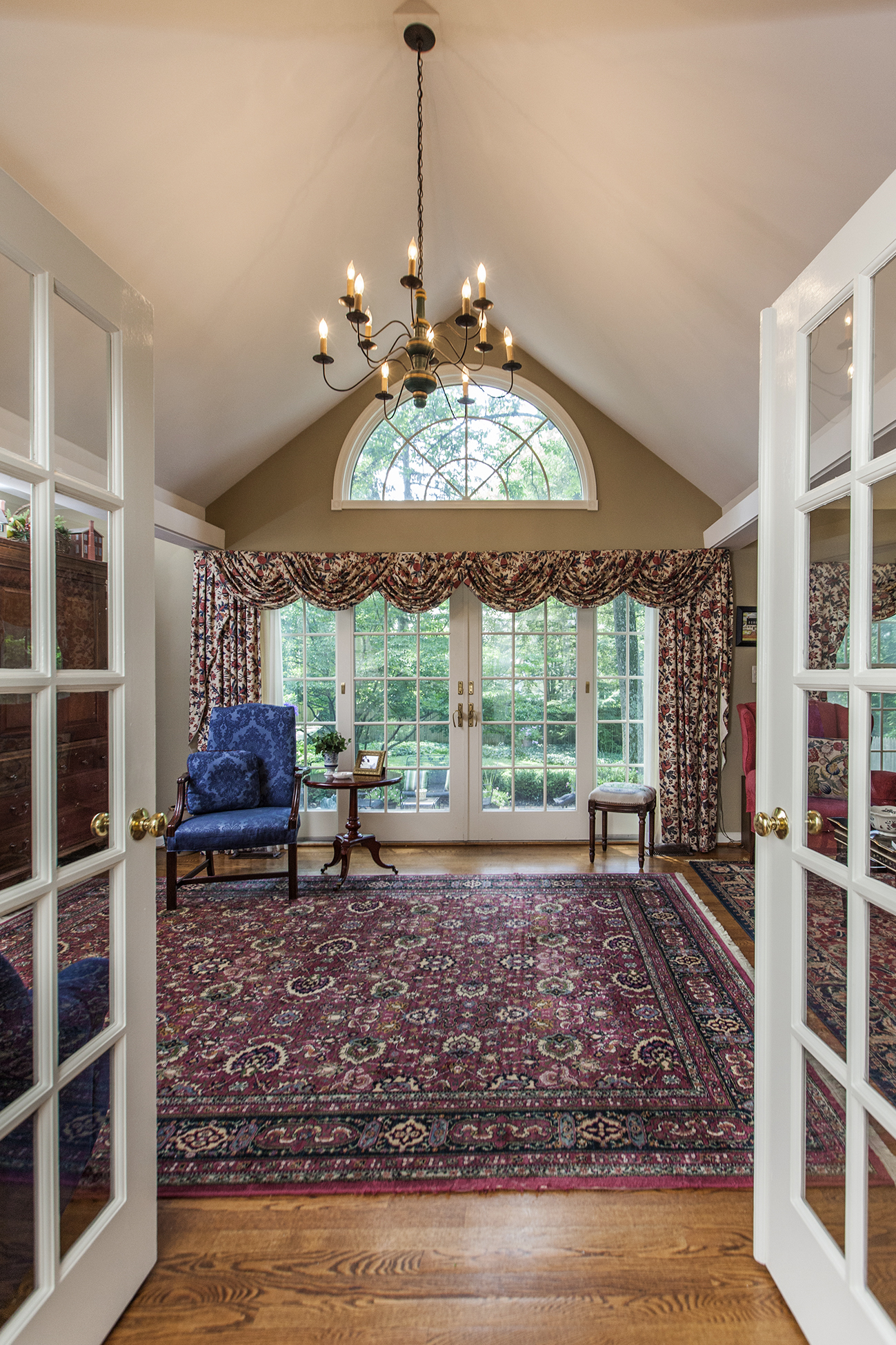 Additional photo for property listing at The Grace and Proportion of a Timeless Classic 4 Hunter Road Princeton, New Jersey 08540 États-Unis