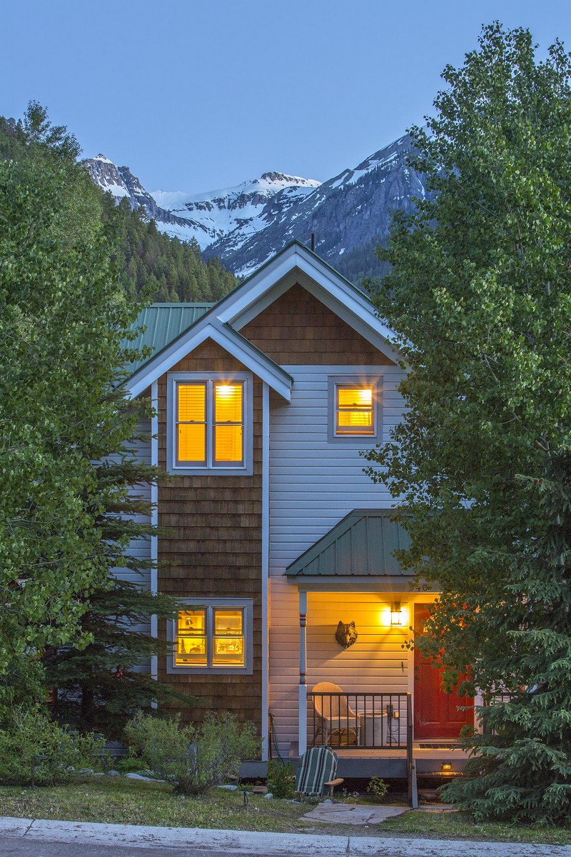 Single Family Home for Sale at 940 East Columbia Avenue Telluride, Colorado 81435 United States