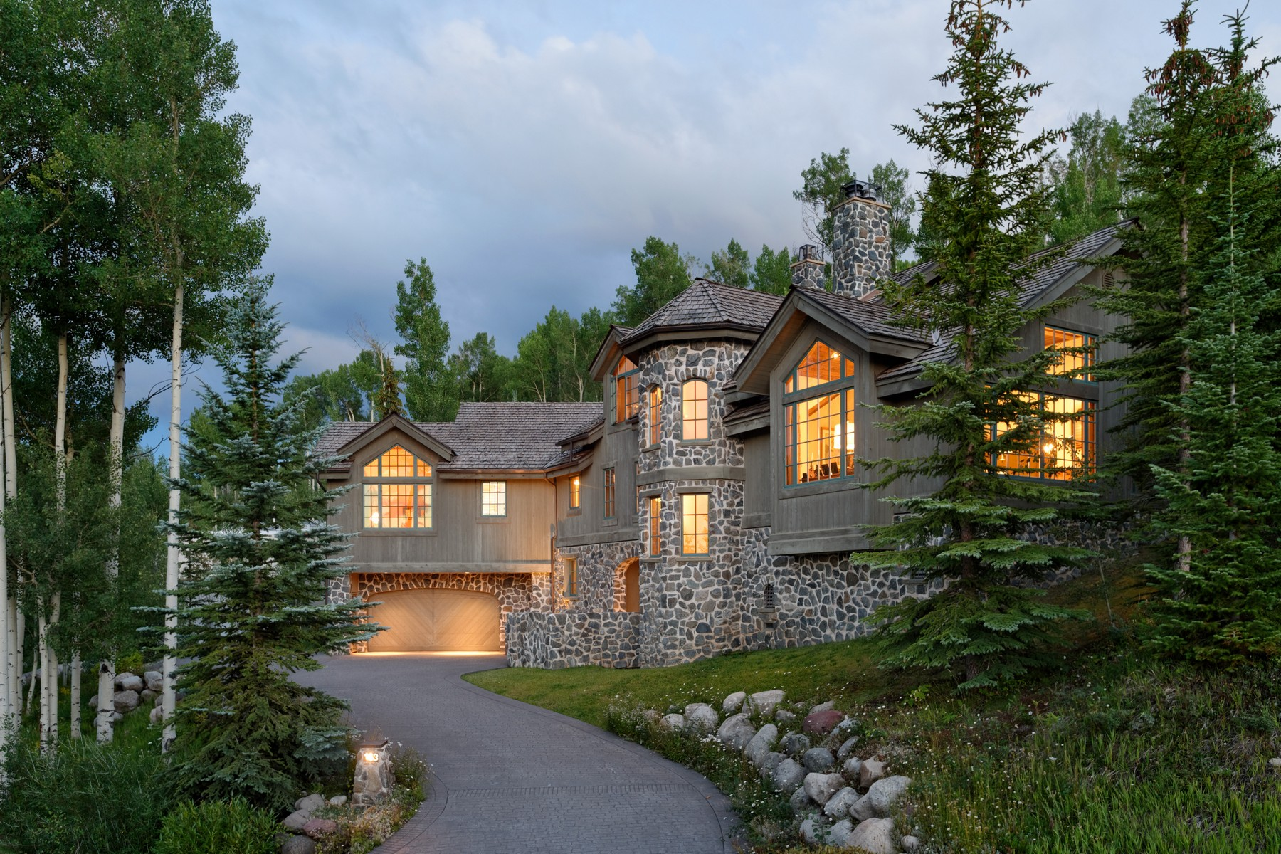 Casa Unifamiliar por un Alquiler en 143 Aspen Way Snowmass Village, Colorado, 81615 Estados Unidos