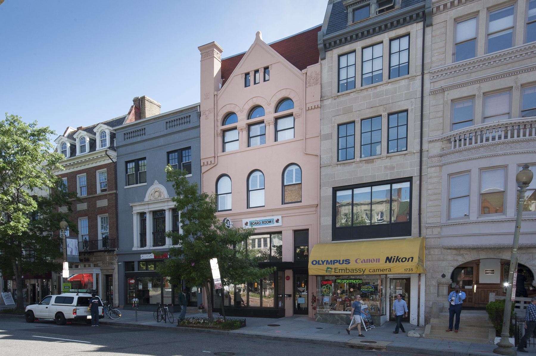コンドミニアム のために 売買 アット The Anna Maria Residences 1737 Connecticut Ave NW #501 Washington, コロンビア特別区 20009 アメリカ合衆国