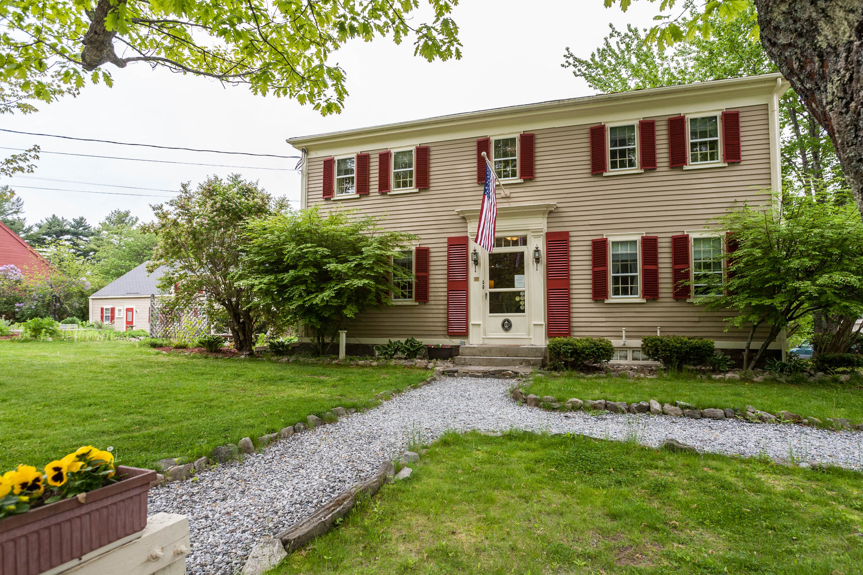 Bed and Breakfast for Sale at Squire Tarbox Inn 1181 Main Road Westport Island, Maine 04578 United States