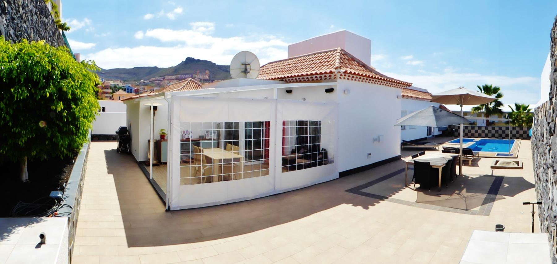 Einfamilienhaus für Verkauf beim El Madroñal Avenida Madroñal Adeje, Tenerife Canary Islands 38670 Spanien
