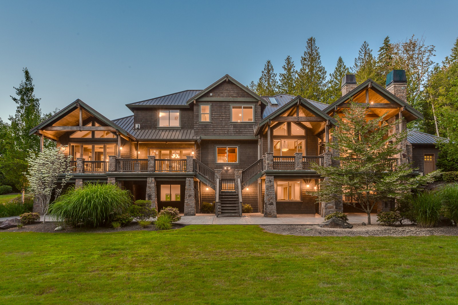 Single Family Home for Sale at The Lodge at Treemont North 29427 SE 15th Place Fall City, Washington 98024 United States