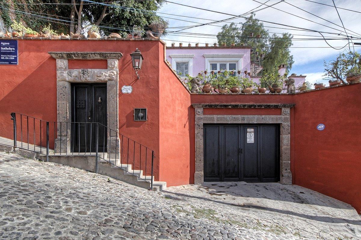 獨棟家庭住宅 為 出售 在 Casa Garita De la Garita #13 San Miguel De Allende, Guanajuato 37700 墨西哥
