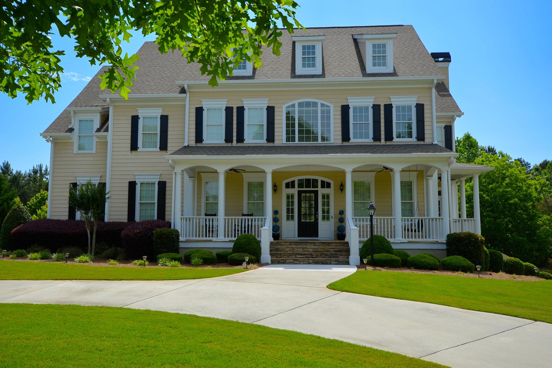 Nhà ở một gia đình vì Bán tại Immaculate Highgrove Home With Finished Basement 125 Trotters Ridge Fayetteville, Georgia 30215 Hoa Kỳ