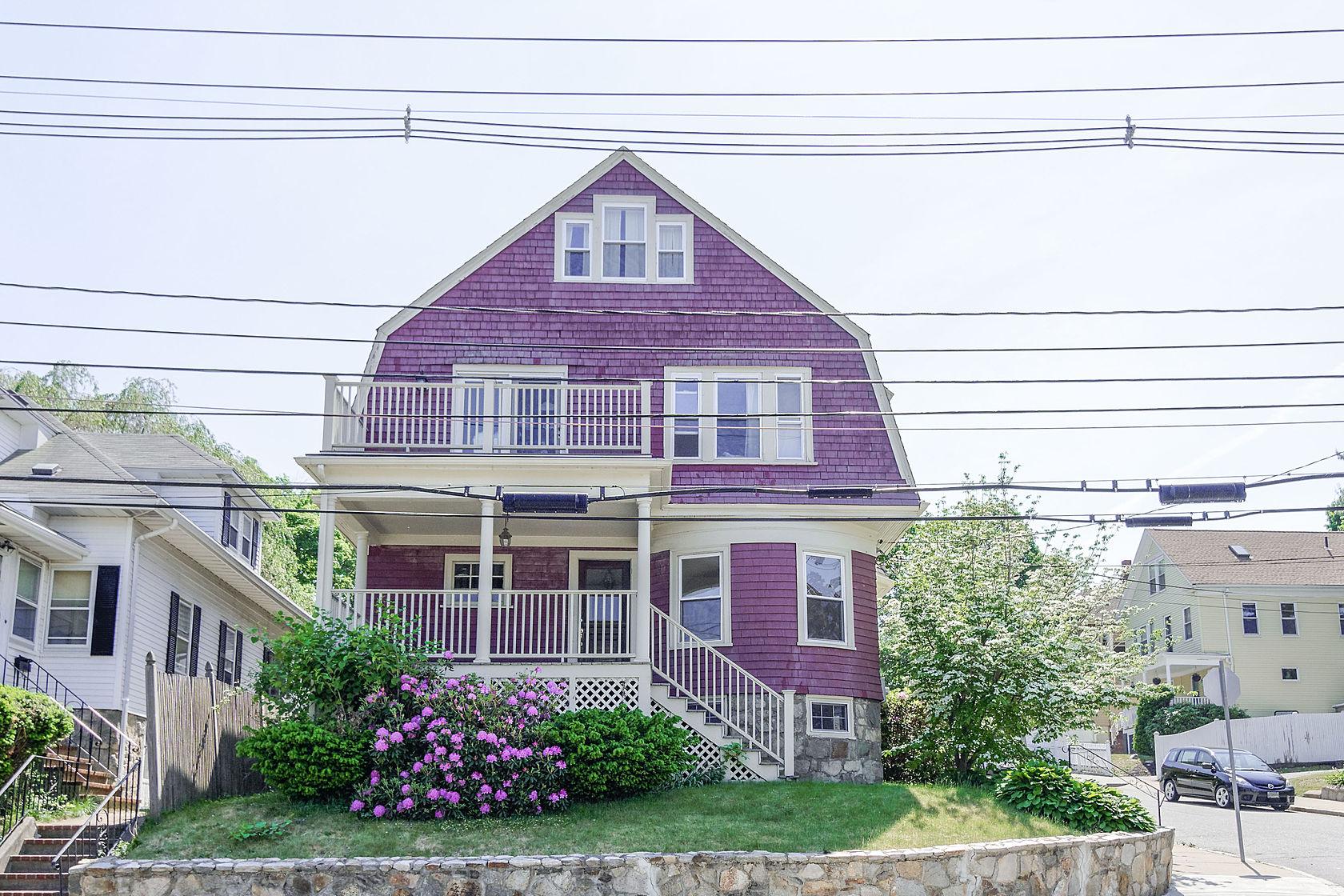 Condominium for Sale at 169 Metropolitan Avenue #1 169 Metropolitan Ave #1 Boston, Massachusetts 02131 United States