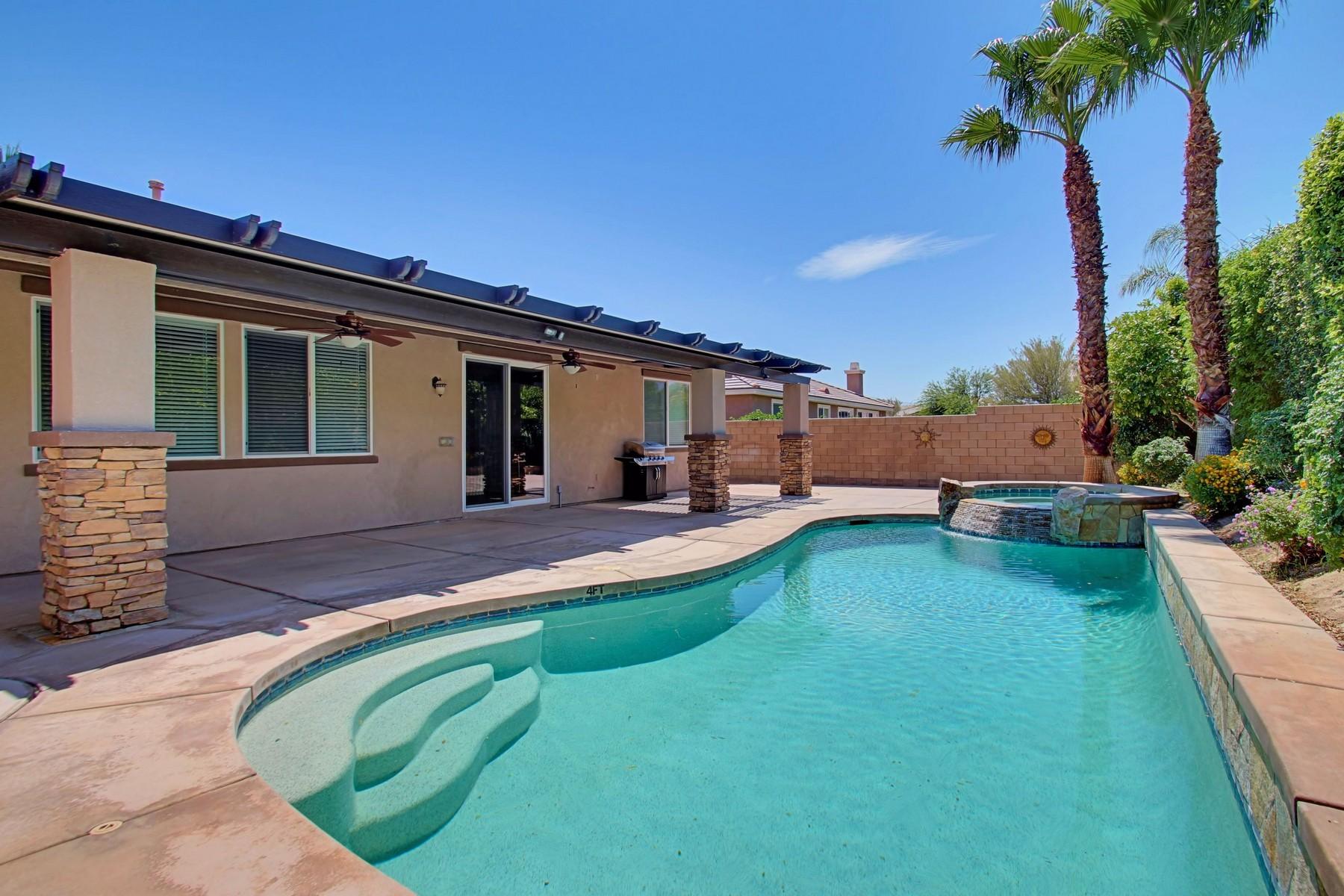 Single Family Home for Sale at 82278 Padova Drive Indio, California 92203 United States