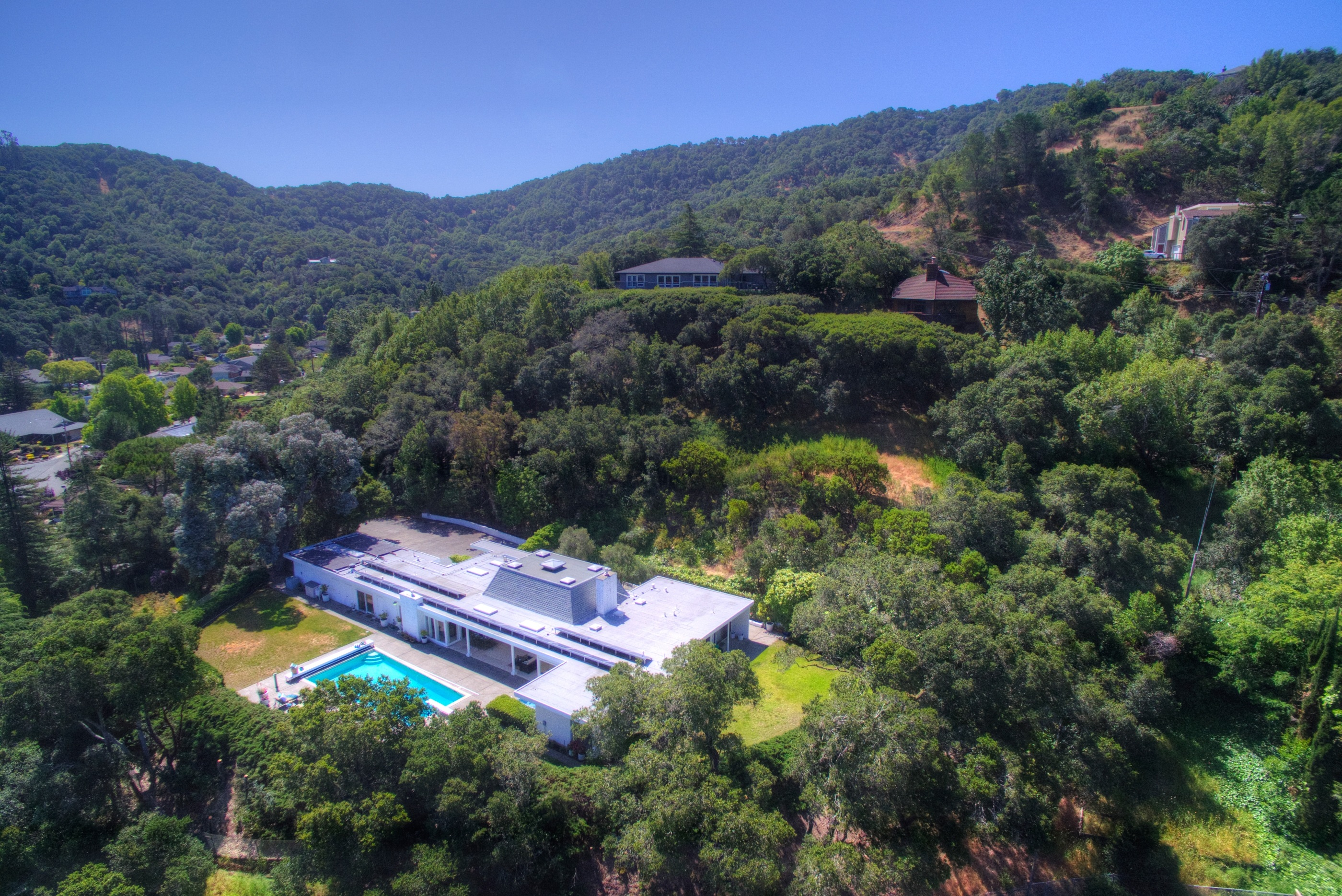 Single Family Home for Sale at One of a Kind Marin Golf and Country Club 6 Carnoustie Drive Novato, California, 94949 United States