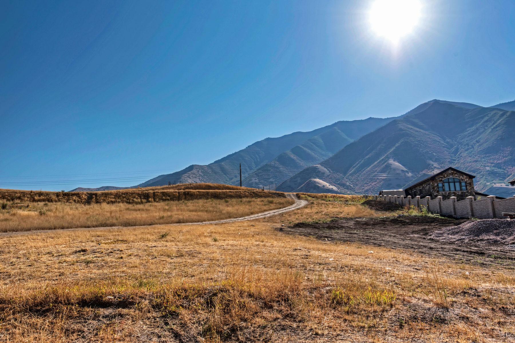 土地 为 销售 在 One Acre MapletonBuildingLot 2667 S Hidden Canyon Dr 梅普尔顿, 犹他州, 84664 美国