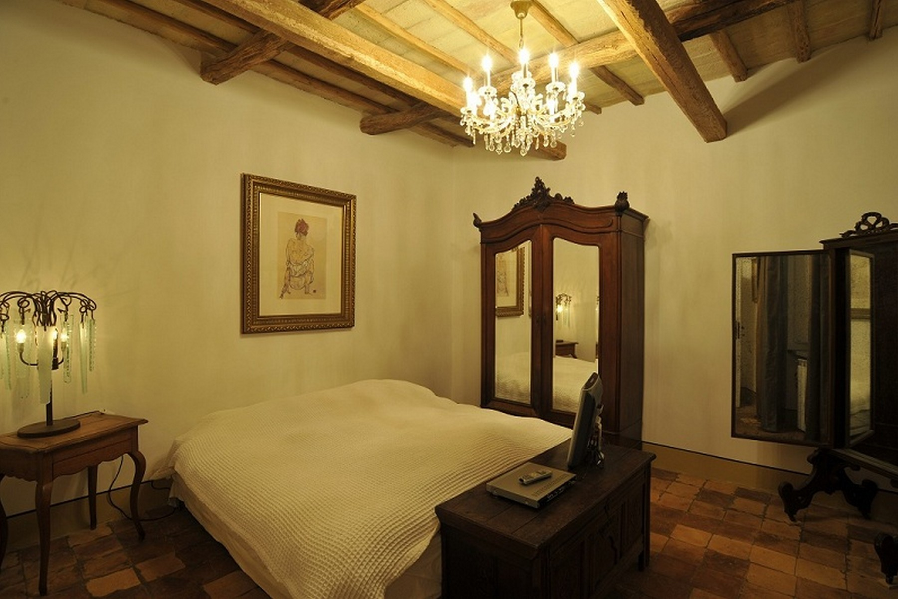 Additional photo for property listing at Charming villa in roman coutryside Strada San Sebastiano Fianello, Rieti 02040 Italia