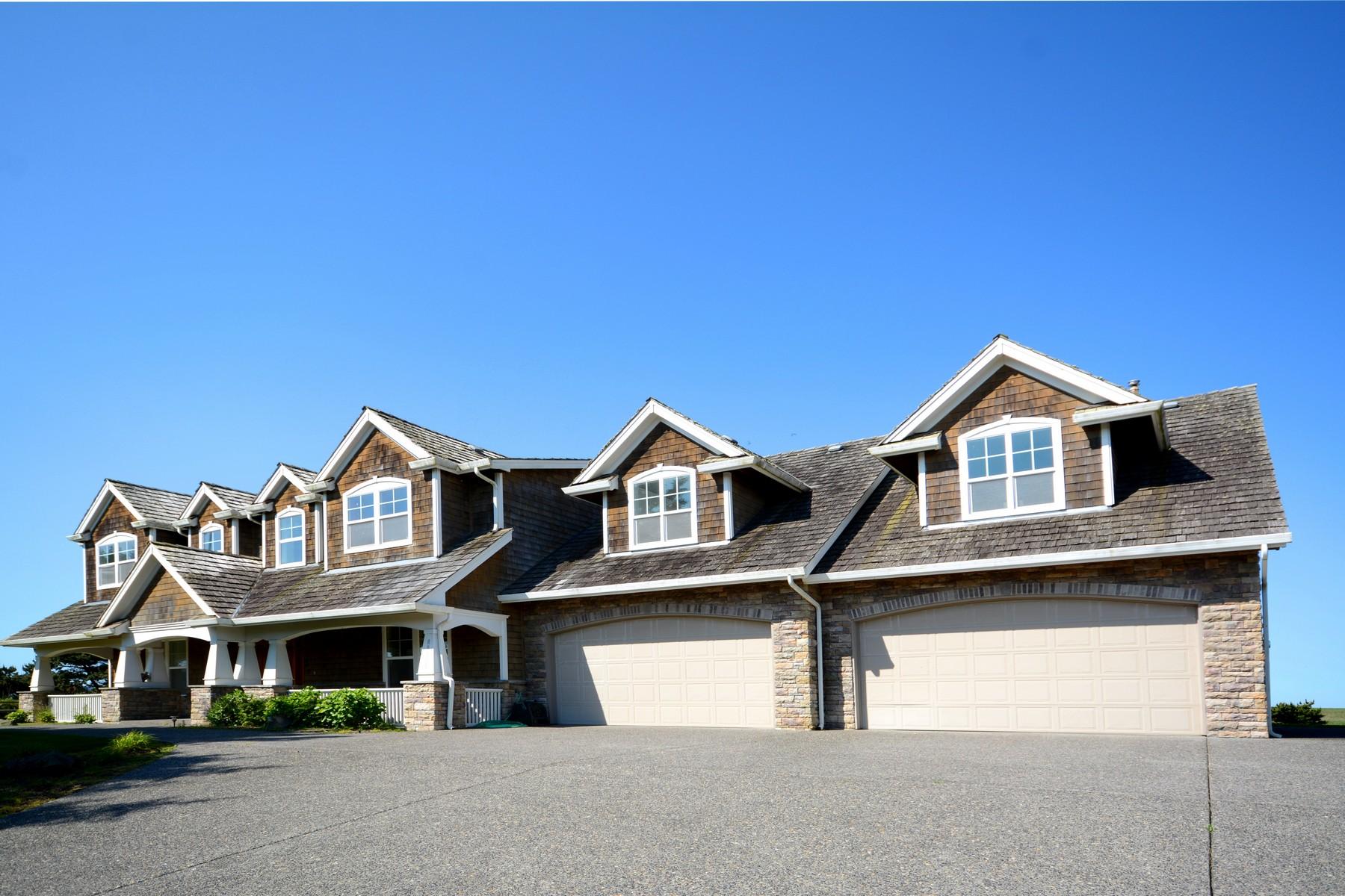 Nhà ở một gia đình vì Bán tại Custom Home in Pinehurst 89301 Pinehurst Rd. Gearhart, Oregon 97138 Hoa Kỳ