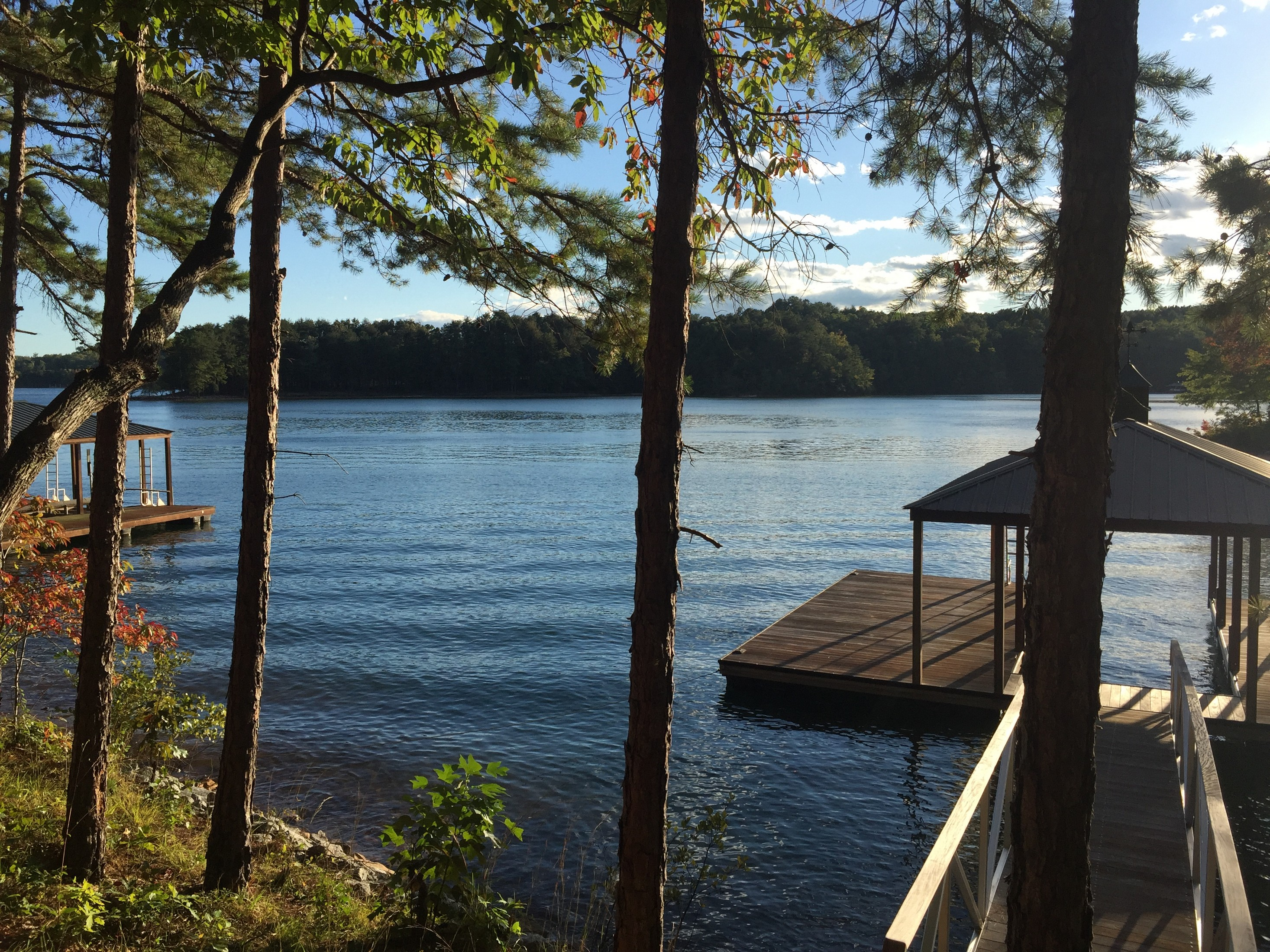 토지 용 매매 에 Expansive Views & Emerald-Green Water on 1+ Acres, 200+ Ft Shoreline Lot AR20 Salem, 사우스캐놀라이나, 29676 미국