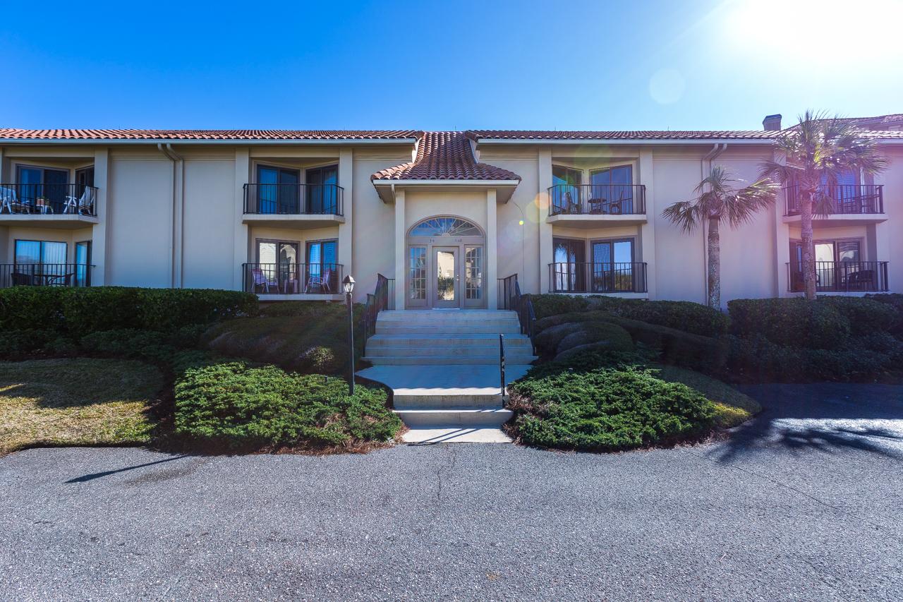 Eigentumswohnung für Verkauf beim Panoramic Atlantic Views from this Contemporary Villa 8030 First Coast Highway 10-A Amelia Island, Florida, 32034 Vereinigte Staaten