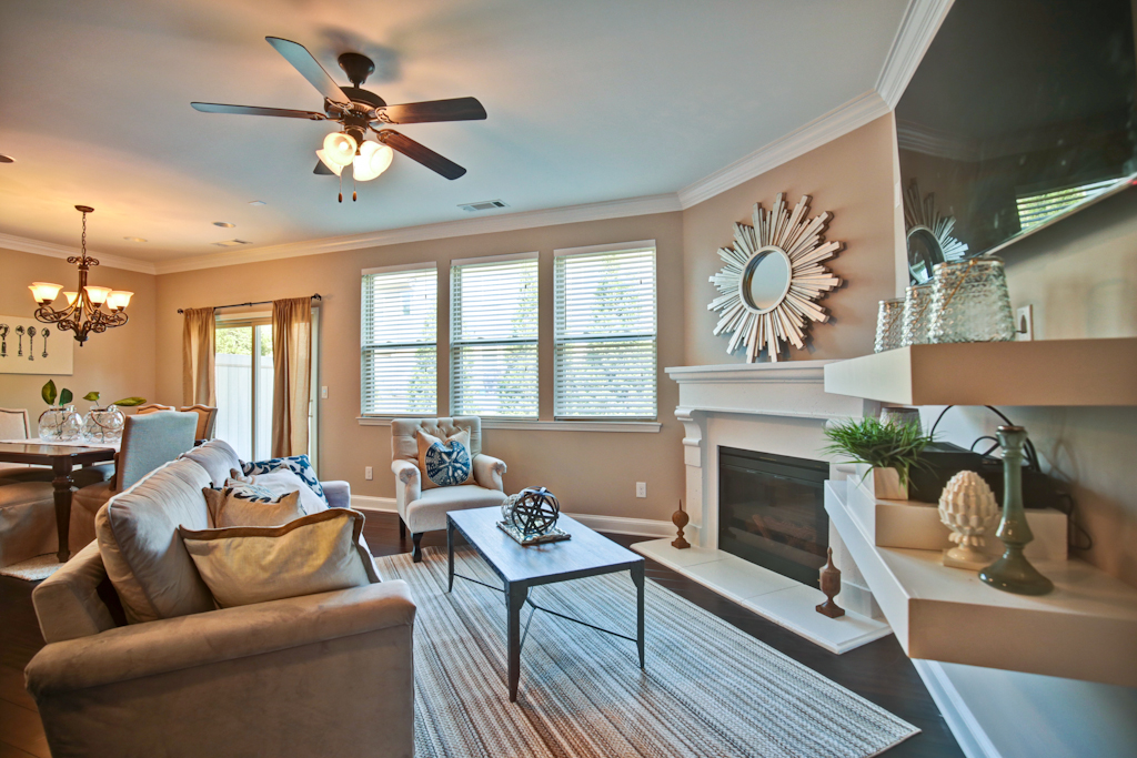 Townhouse for Sale at Stunning Brookhaven Townhome 2166 Crestridge Trail Atlanta, Georgia, 30329 United States