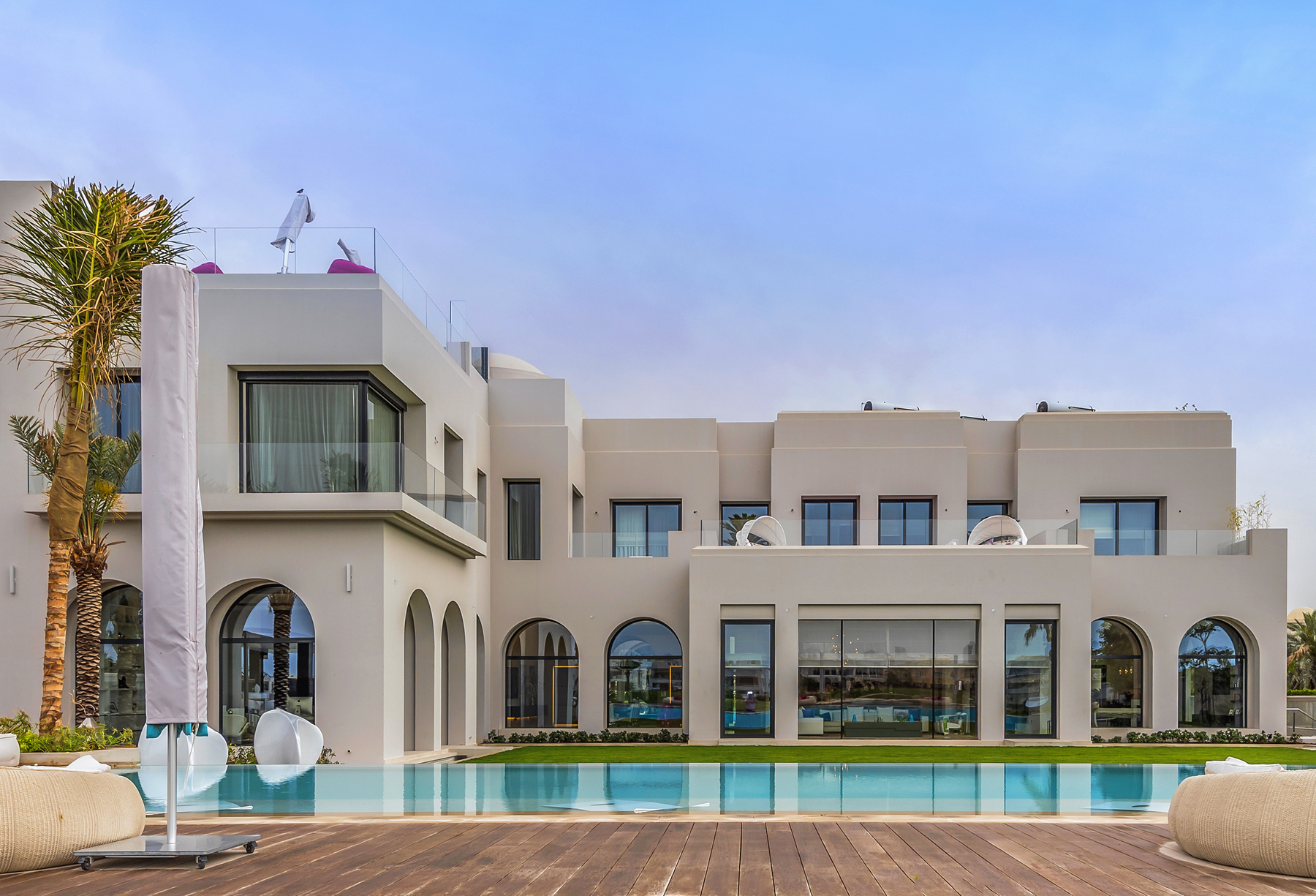 独户住宅 为 销售 在 Unique Emirates Hills Villa Dubai, 杜拜 阿联酋