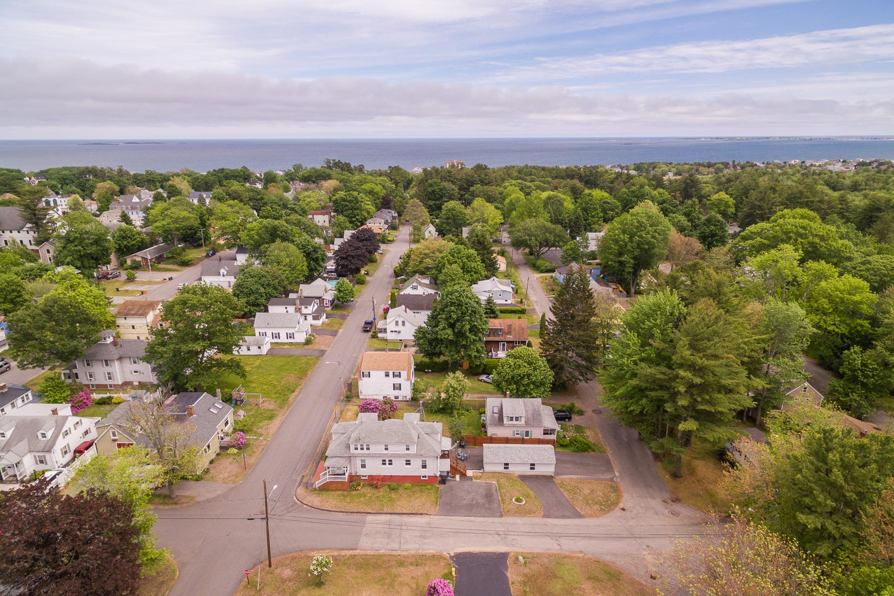 Single Family Home for Sale at 87 Seaview Avenue Old Orchard Beach, Maine 04064 United States