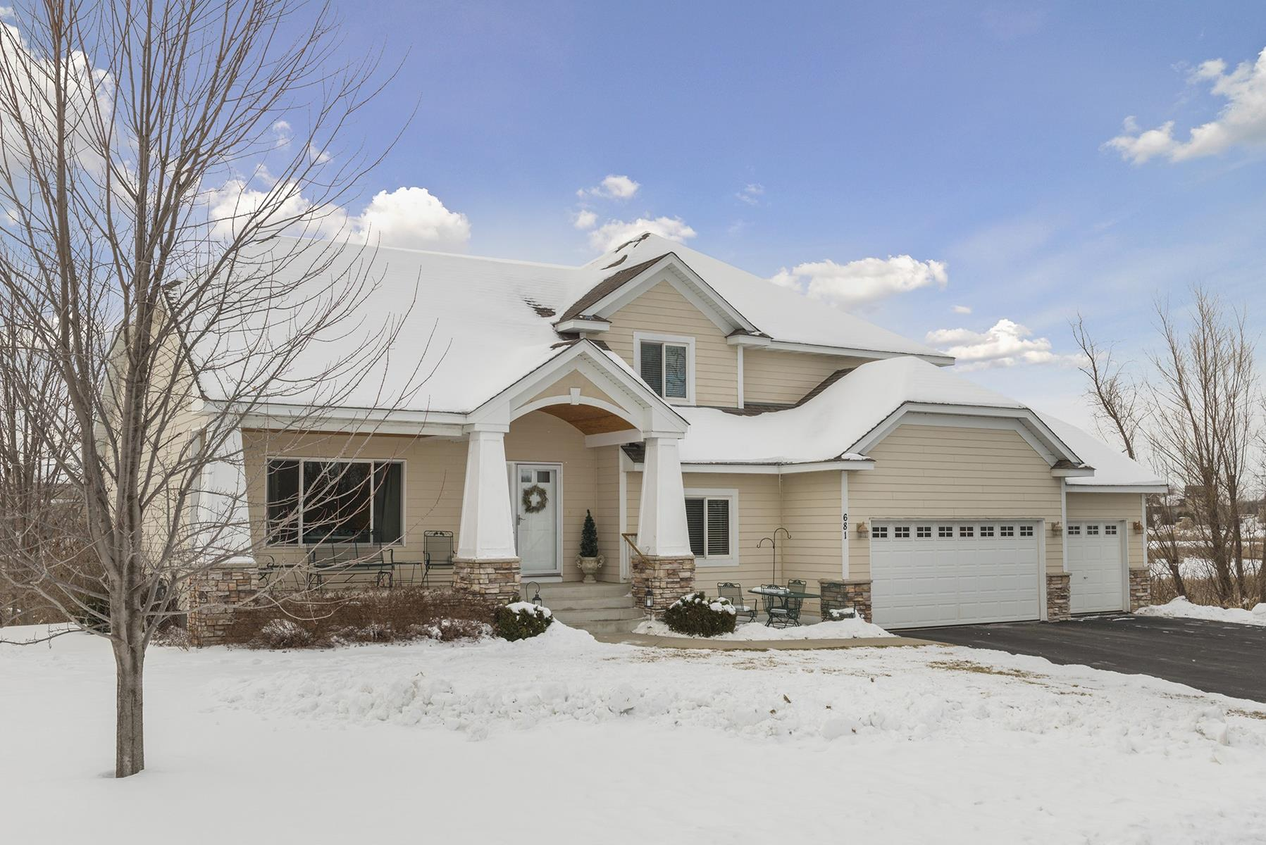 Single Family Home for Sale at 681 3rd Street SW Delano, Minnesota, 55328 United States