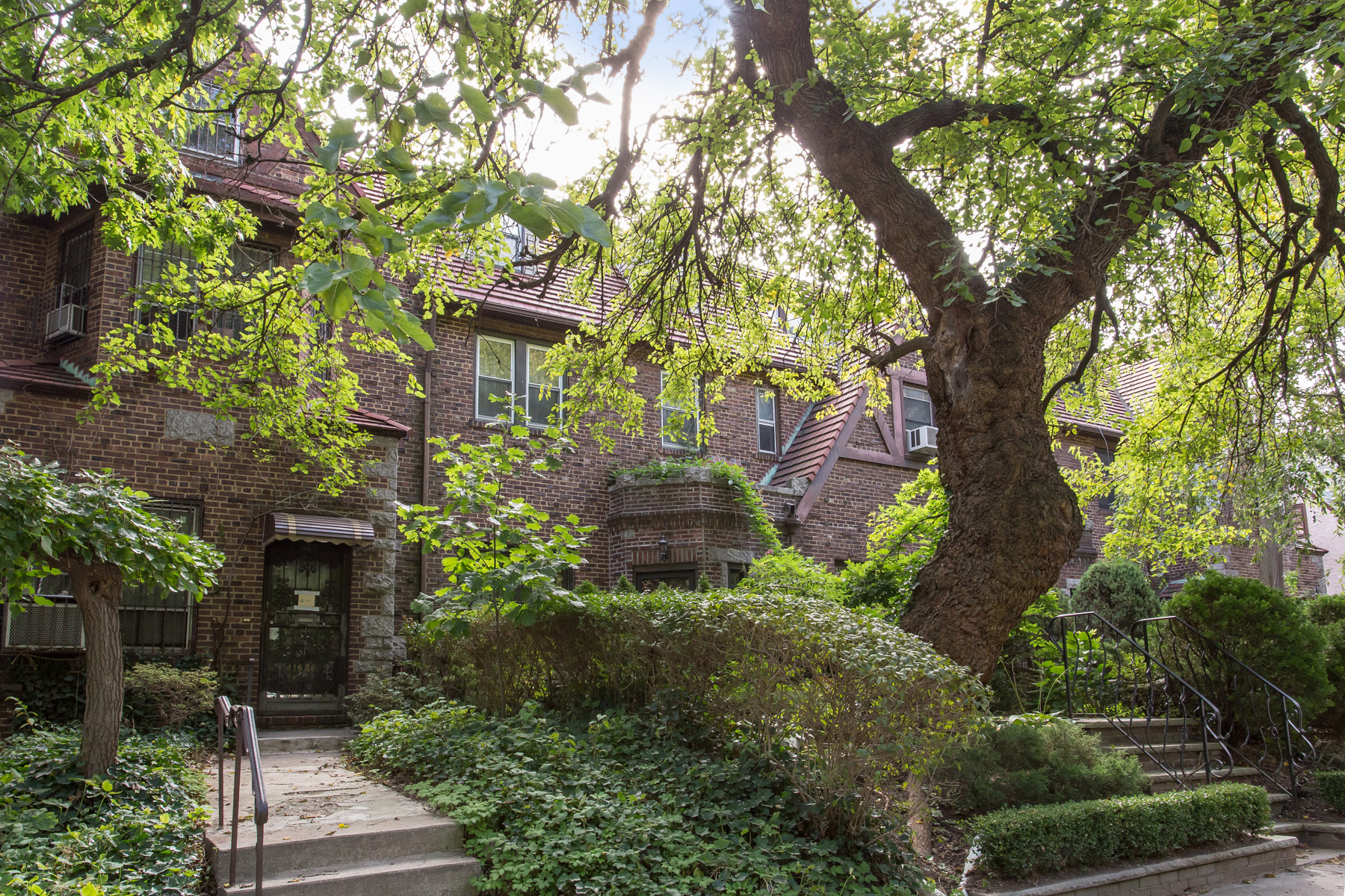 """Townhouse for Sale at """"JEWEL OF A TOWNHOUSE OVERLOOKING FOREST PARK"""" 116-28 Park Lane South, Kew Gardens, New York 11415 United States"""