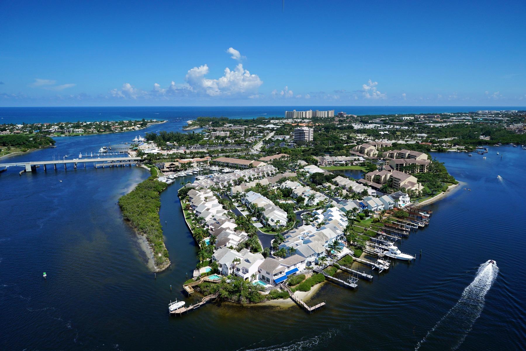Residência urbana para Venda às 1000 N Us Highway 1, #810 Jupiter Harbour, Jupiter, Florida 33477 Estados Unidos