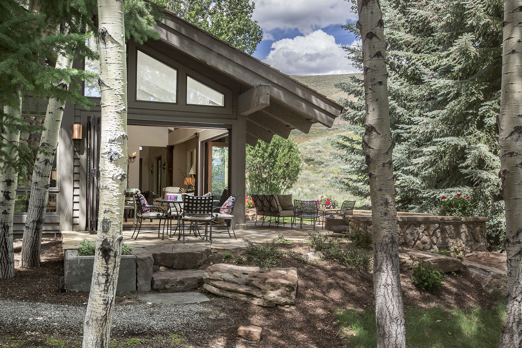 Single Family Home for Sale at Sought-After Sun Valley Location with Views 100 Skyline Drive Sun Valley, Idaho 83353 United States