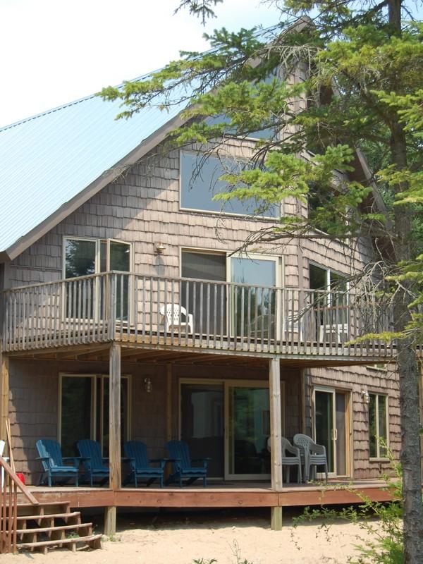 Property Of Island Aerie Beaver Island
