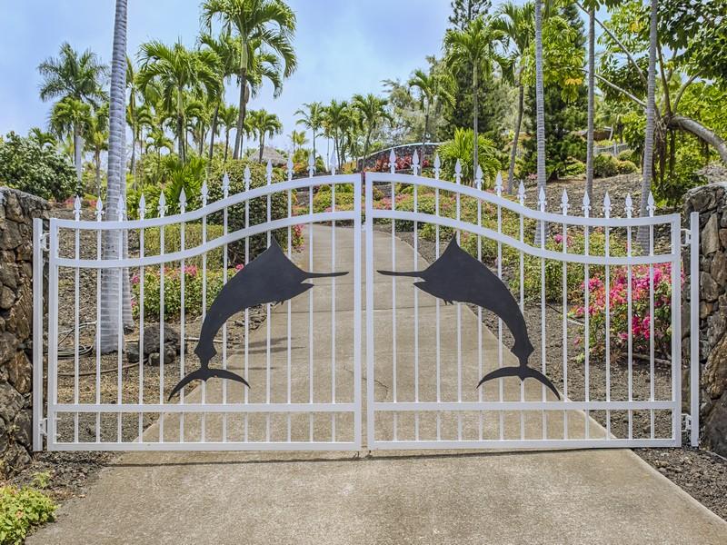 独户住宅 为 销售 在 Marlin Gate 78-6977 Walua Rd Kailua-Kona, 夏威夷 96740 美国