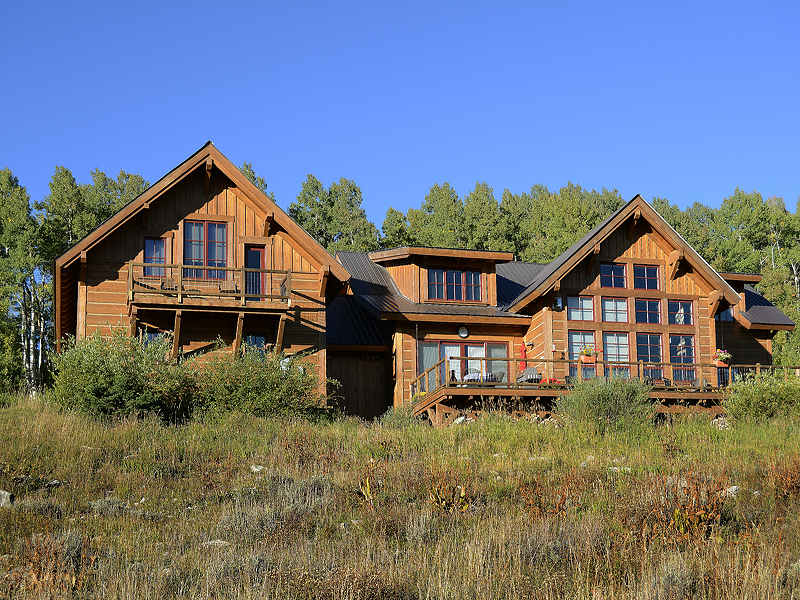 Single Family Home for Sale at Remarkable Mountain Views 194 Meadow Drive Crested Butte, Colorado 81224 United States
