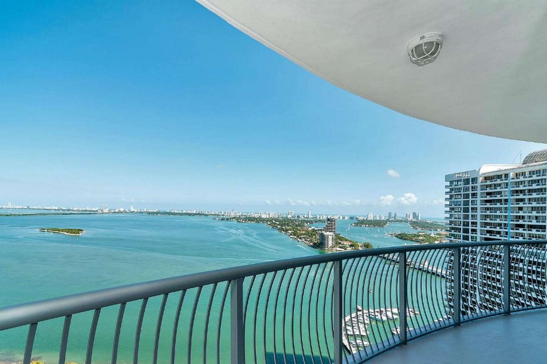 Apartment for Sale at OPERA TOWER 1750 Bayshore Dr # 3401 Miami, Florida 33132 United States