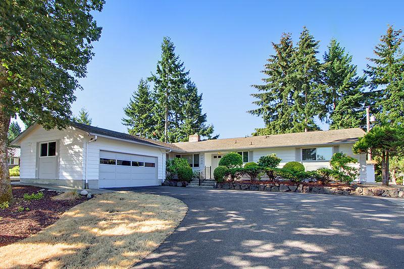 Maison unifamiliale pour l Vente à Oakbrook Lifestyle 7842 Agate Dr SW Lakewood, Washington 98498 États-Unis