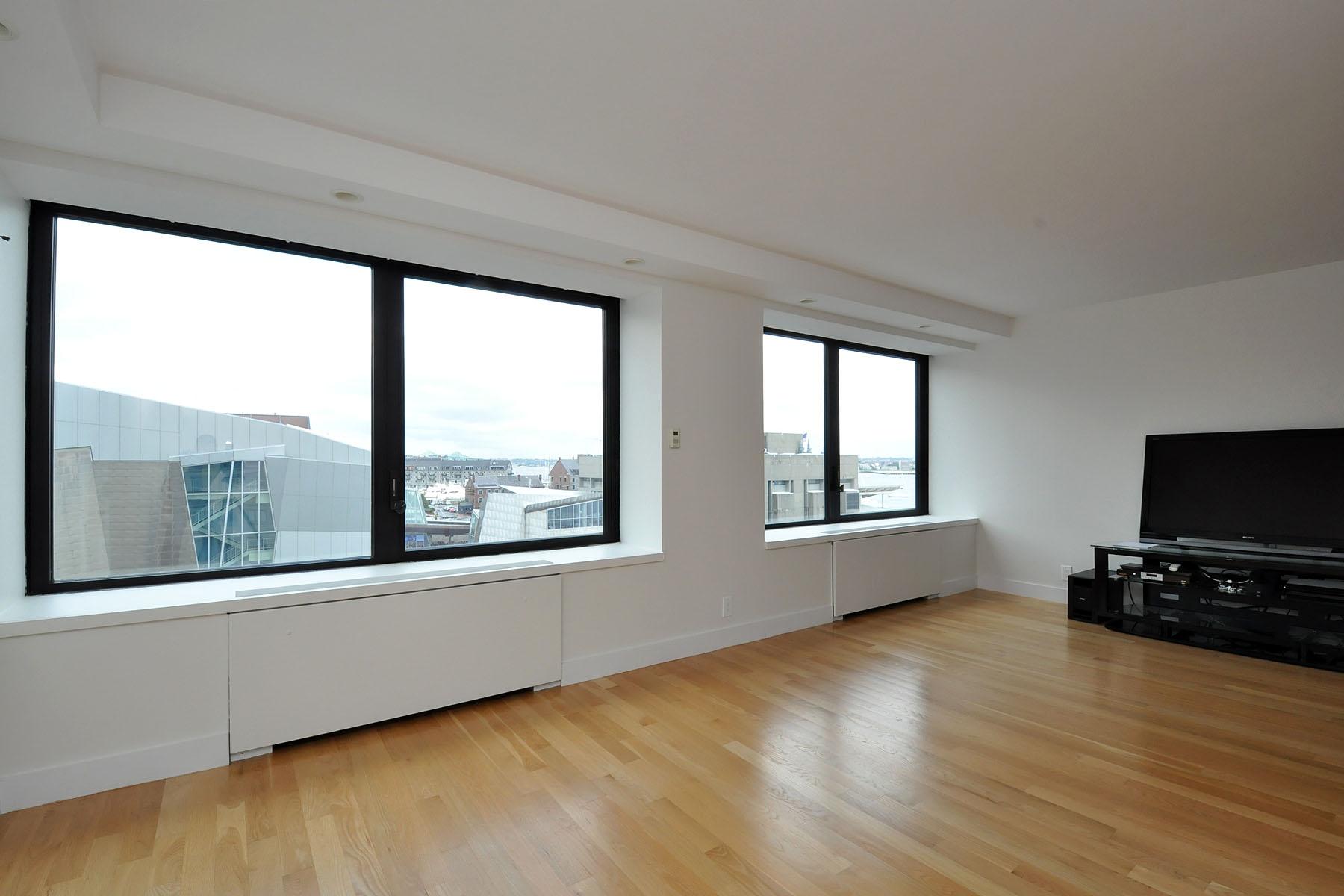 Condominium for Sale at Captivating Waterfront High Rise Condominium 85 East India Row Unit 5H Waterfront, Boston, Massachusetts 02110 United States
