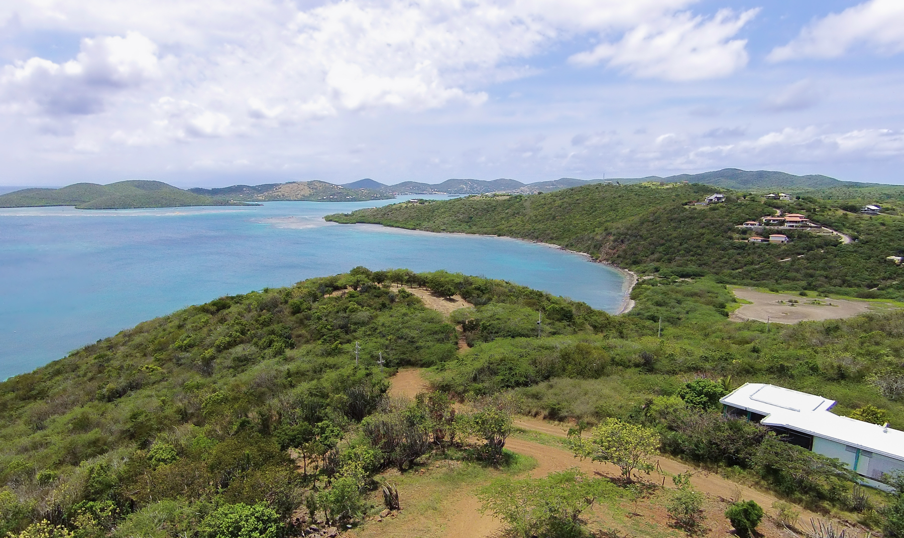 Additional photo for property listing at Inspiring Oceanview Privacy on Culebra Island 6 Punta Del Viento Estates Culebra, Puerto Rico 00775 Puerto Rico